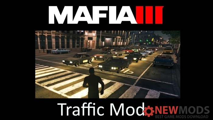 Photo of Mafia 3 – Traffic Mod