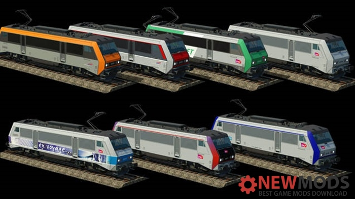 Photo of Transport Fever – SNCF BB26000 Pack