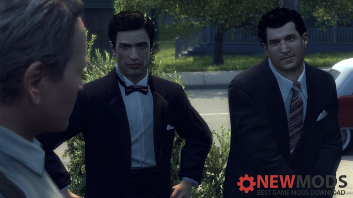 Photo of Mafia 2 – Suited Joe Barbaro