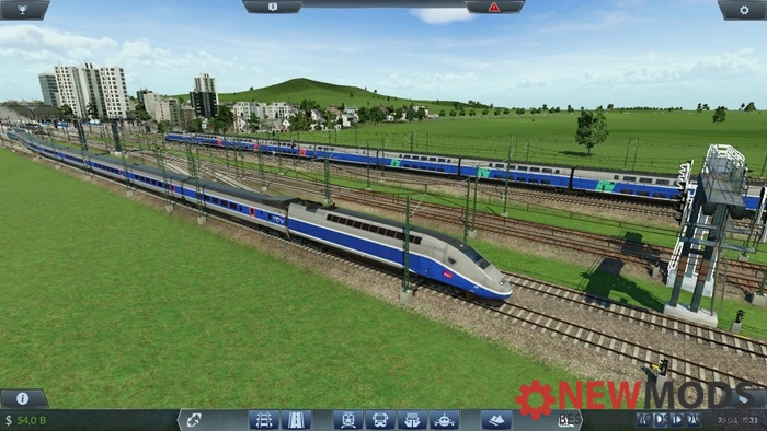 Photo of Transport Fever – TGV Prototype Rame 4401