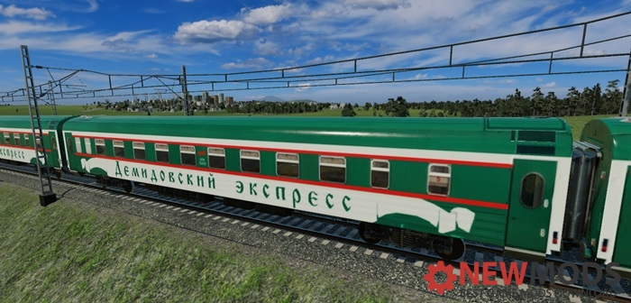 Photo of Transport Fever – TVZ 61-4447 Train Car (Demidov Express)