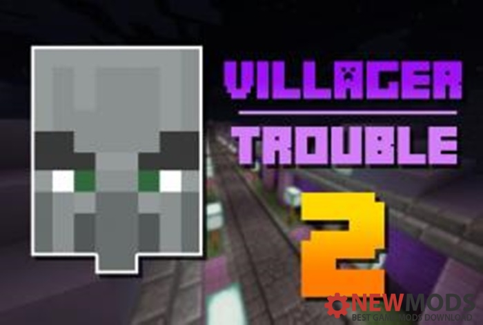 Photo of Minecraft – Villager Trouble 2 Adventure Map