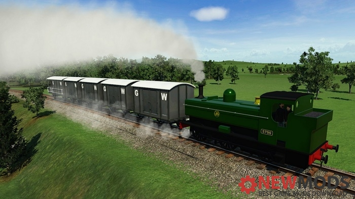 Photo of Transport Fever – GWR 5700