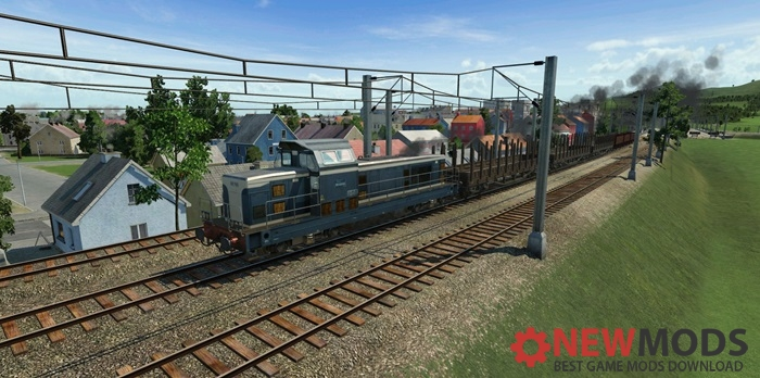 Photo of Transport Fever – BB66000