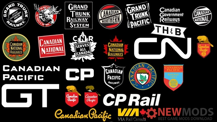 Photo of Transport Fever – Canadian Logos