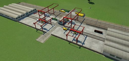 cargo-container-station