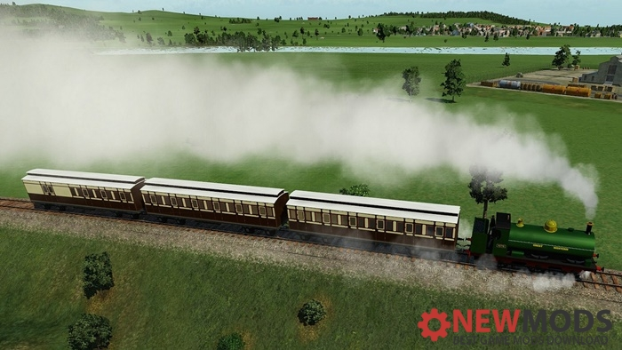 Photo of Transport Fever – GWR Coaches (Long)