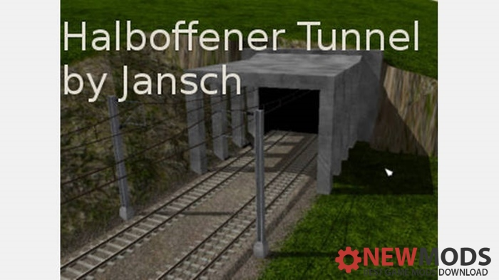 Photo of Transport Fever – Halboffener Tunnel