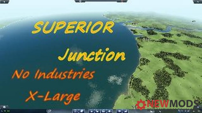 Photo of Transport Fever – Superior Junction Map