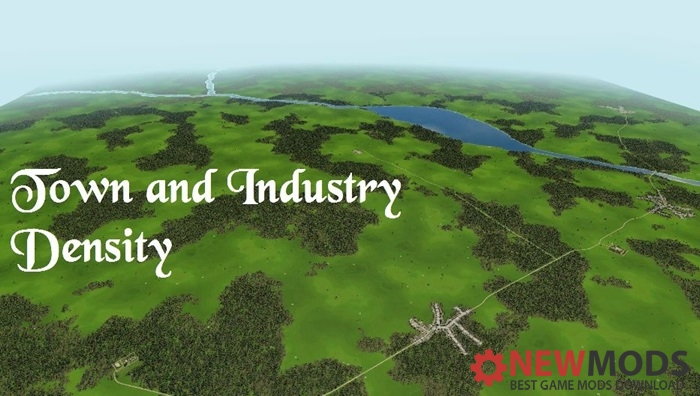 Photo of Transport Fever – Town and Industry Density Mod