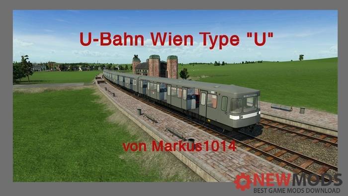 Photo of Transport Fever – U-Bahn Wien Type U