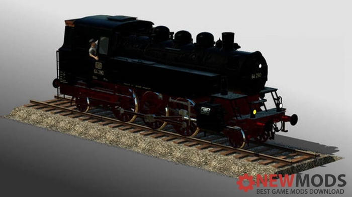Photo of Transport Fever – Class (BR) 64