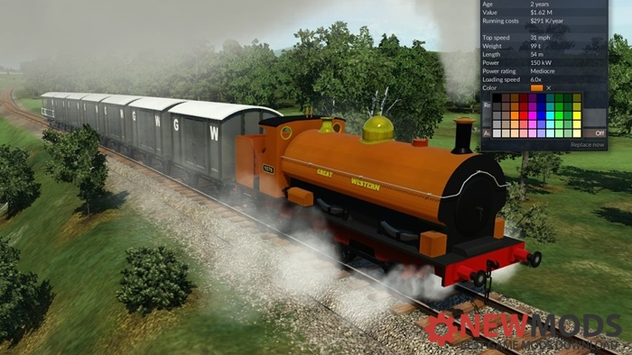 Photo of Transport Fever – GWR 0-6-0ST 1076