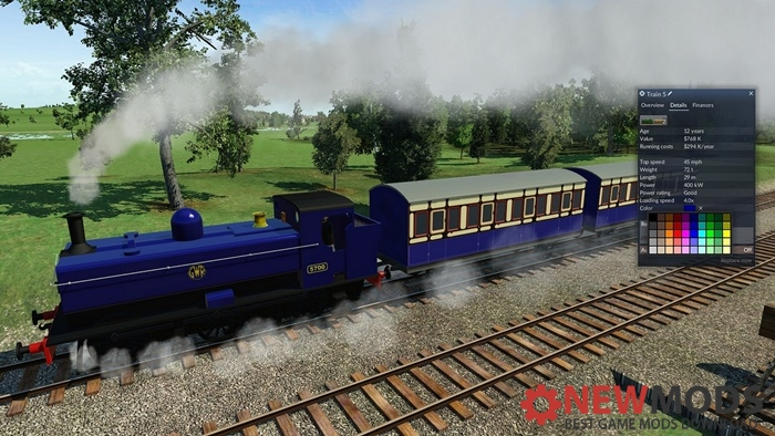 Photo of Transport Fever – GWR Coaches (Short)