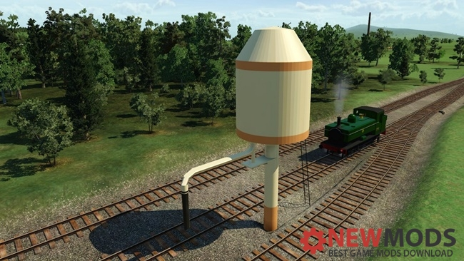 Photo of Transport Fever – GWR Water Tower