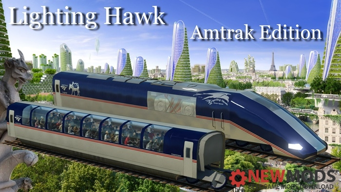 Photo of Transport Fever – Lightning Hawk – Amtrak