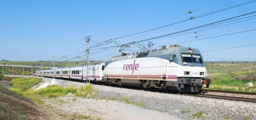 Renfe 252 modified