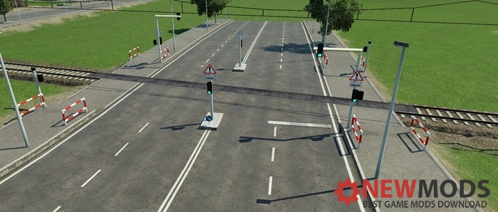 Photo of Transport Fever – Ampel fur Tramubergang / Traffic Lights for Tramcrossing