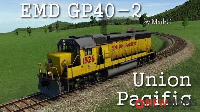 Photo of Transport Fever – EMD GP40-2