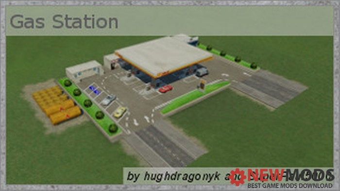 Photo of Transport Fever – Gas Station(Garage-Buy/Sell Road Vehicles)