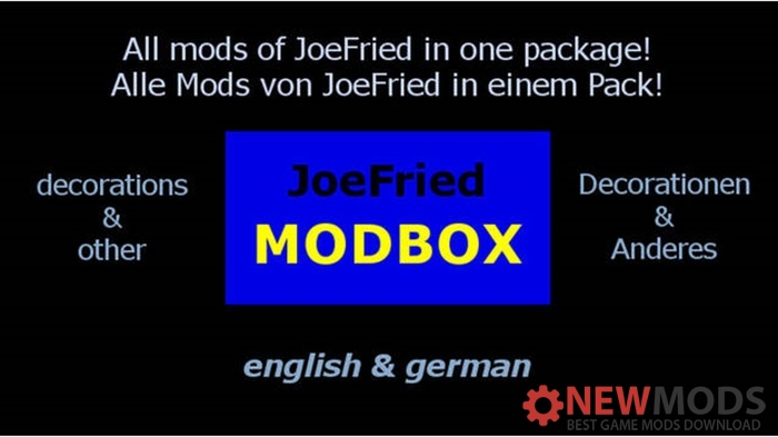 Photo of Transport Fever- JoeFried Modbox / Modpack