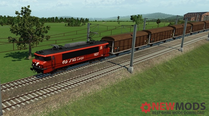 Photo of Transport Fever – NS 1600 Cargo Class