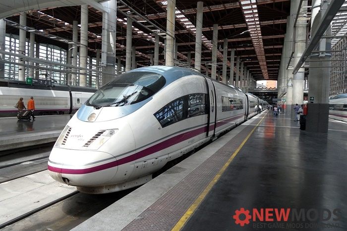 Photo of Transport Fever – Renfe 103 Series