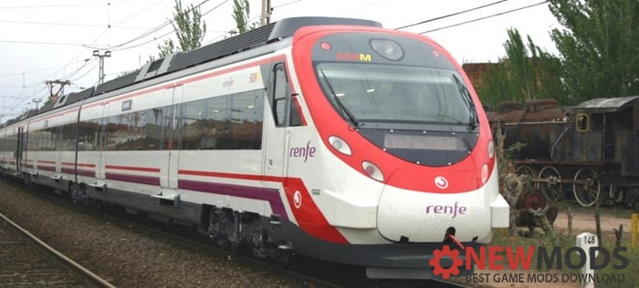 Photo of Transport Fever – Renfe Civia 463/465 Commuter