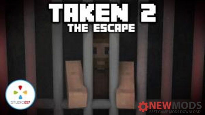 Map 111 2.Minecraft Taken 2 The Escape Adventure Map Newmods Net Pc Game