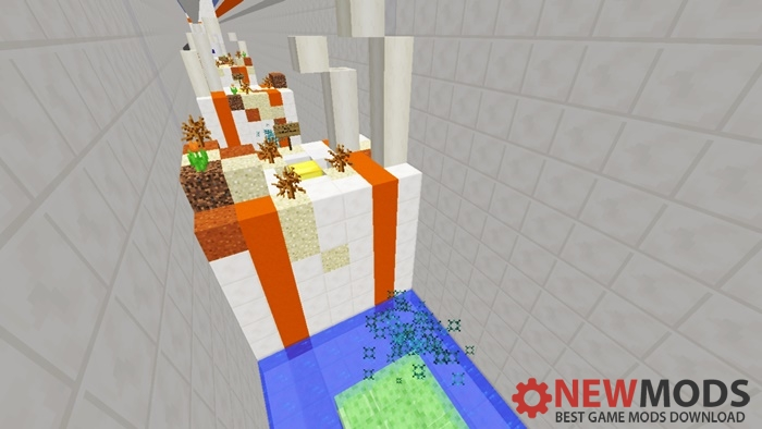 Photo of Minecraft – Ultimate Slime Challenge Parkour Map