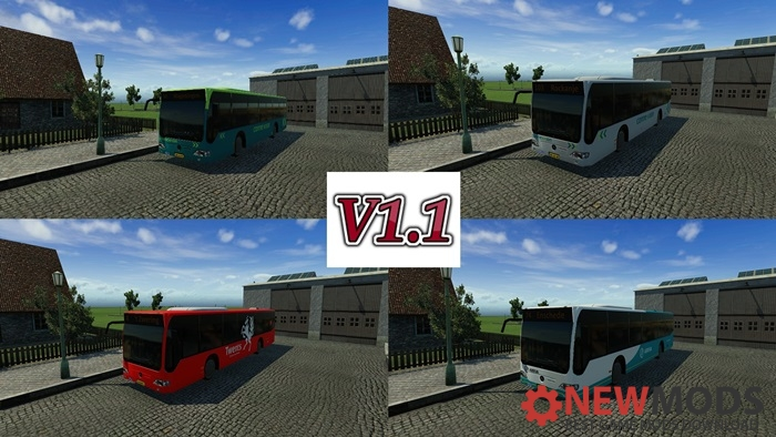 Photo of Transport Fever – Dutch Bus Pack