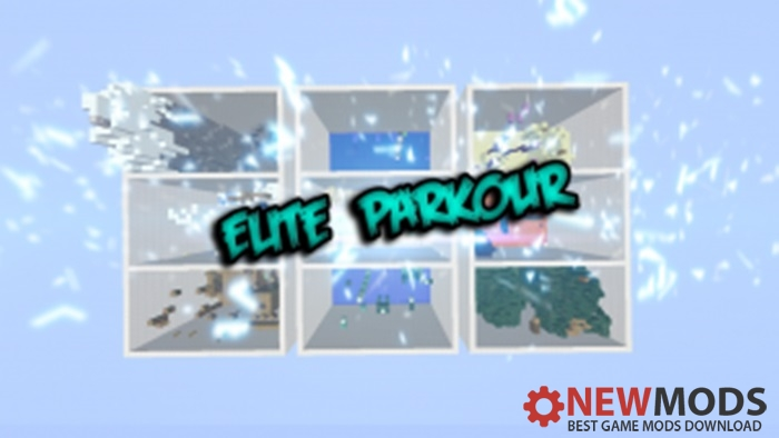 Photo of Minecraft – Elite Parkour Map