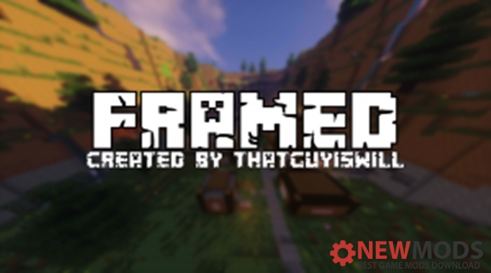 Photo of Minecraft – Framed! Adventure Map