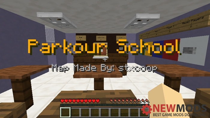 Photo of Minecraft – Highschool Parkour Map