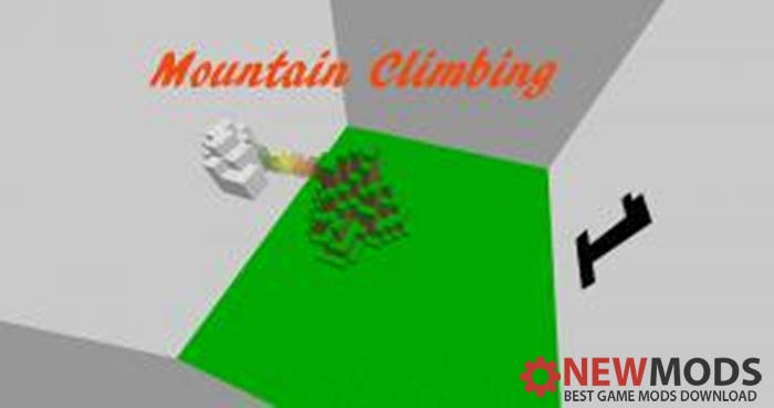 Photo of Minecraft – Mountain Climbing Parkour Map
