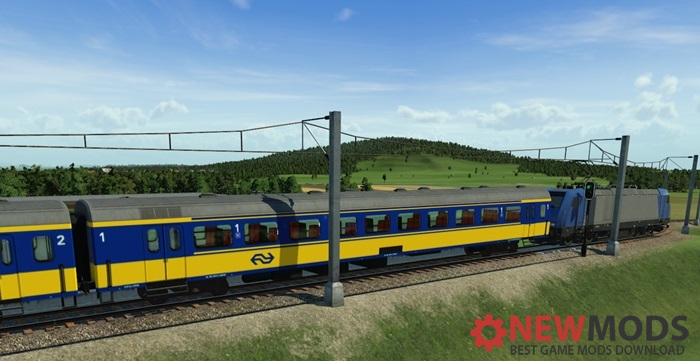 Photo of Transport Fever – NS ICR Expanded