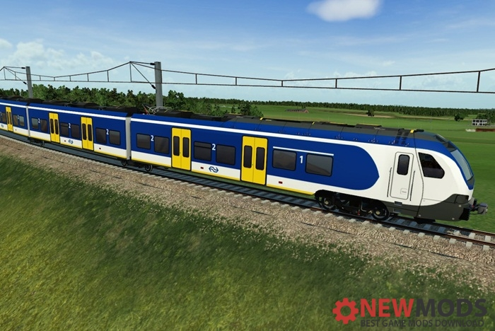 Photo of Transport Fever – NS Stadler Flirt 3