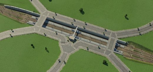 open-cut-station-retaining-wall