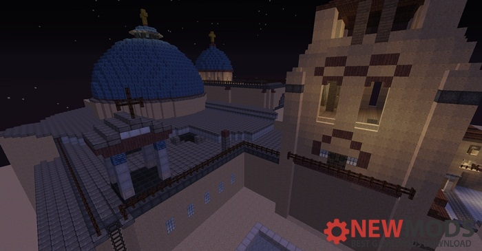 Photo of Minecraft – Operation Lions Gate Adventure Map