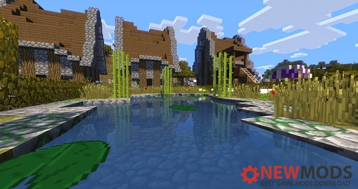 Photo of Minecraft – Questtown Adventure Map