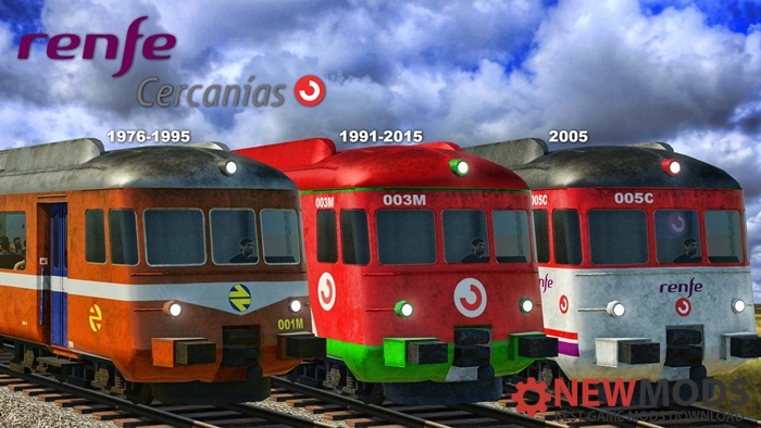 Photo of Transport Fever – Renfe 442 Pack