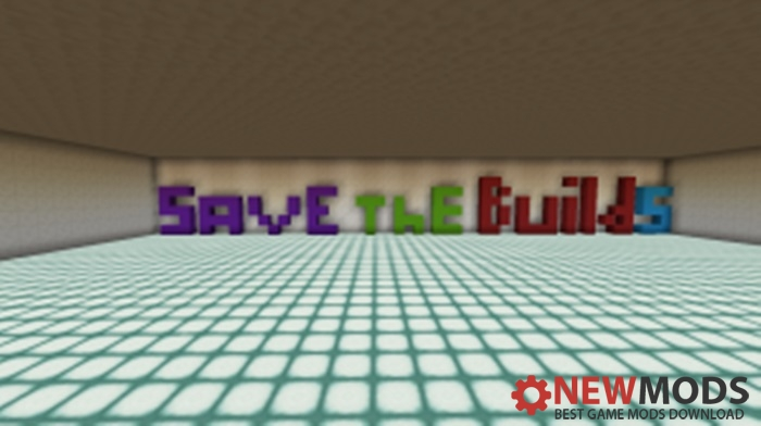 Photo of Minecraft – Save The Builds Puzzle Map