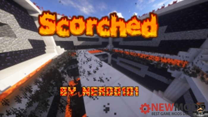 Photo of Minecraft – Scorched Puzzle Map