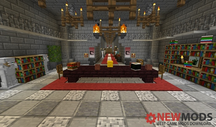 Photo of Minecraft – Secret Rooms Puzzle Map