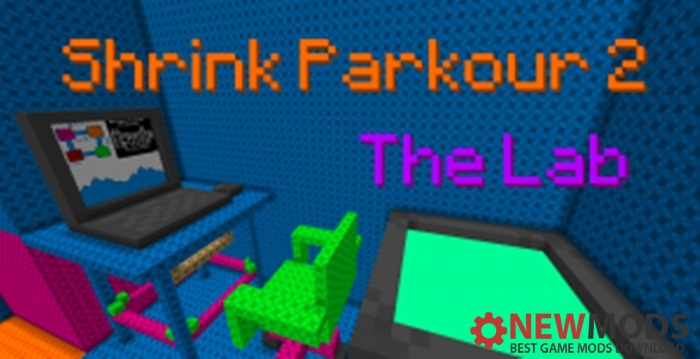 Photo of Minecraft – Shrink Parkour 2 Map