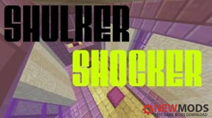Photo of Minecraft – Shulker Shocker Parkour Map