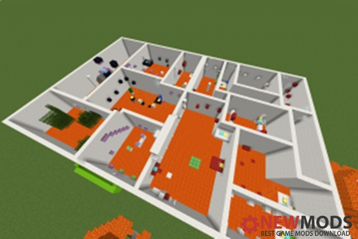 Photo of Minecraft – Sprint Lava Parkour Map