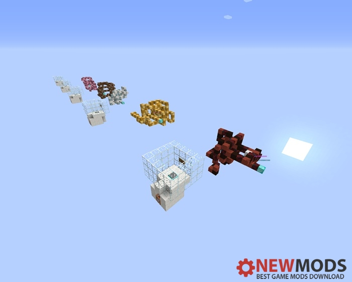 Photo of Minecraft – The Jump Snake Parkour Map