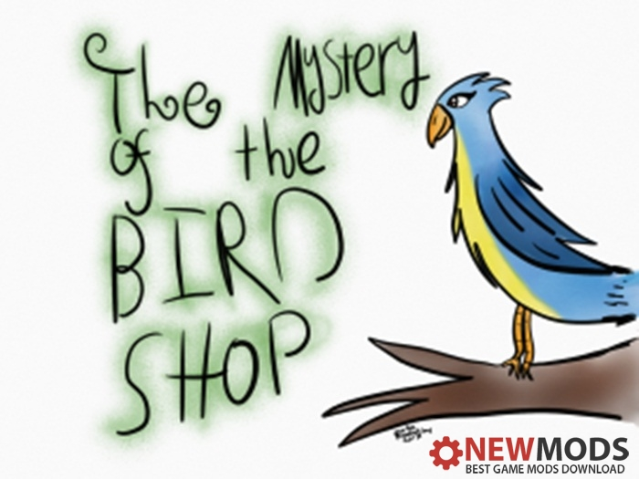 Photo of Minecraft – The Mystery Of The Bird Shop Adventure Map