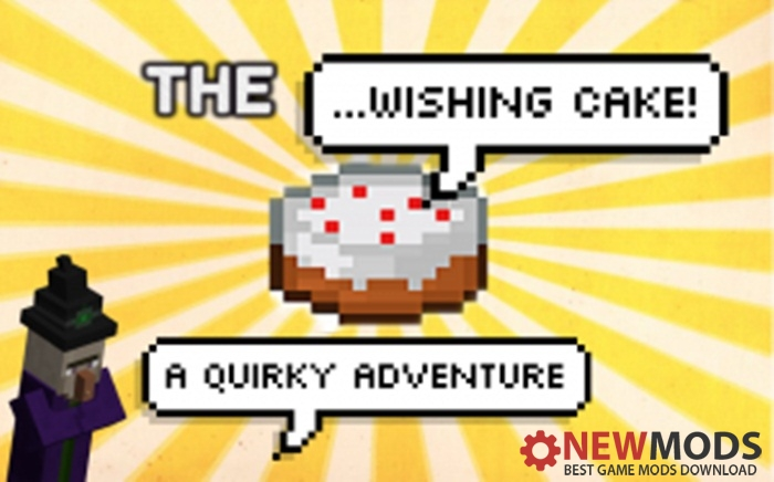 Photo of Minecraft – The Wishing Cake! Adventure Map
